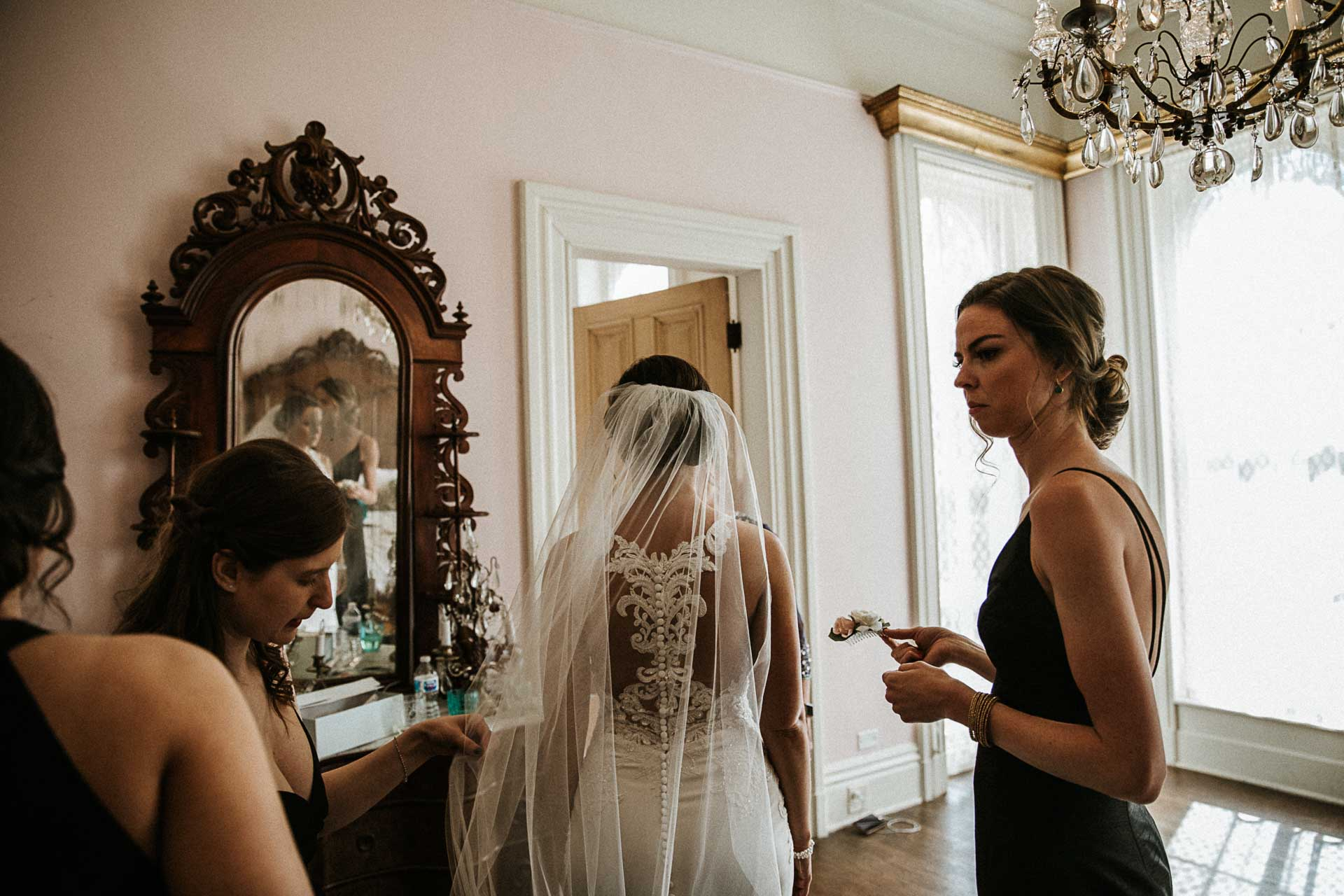 annesdale bride wedding photography