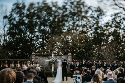 Annesdale Mansion Wedding Memphis