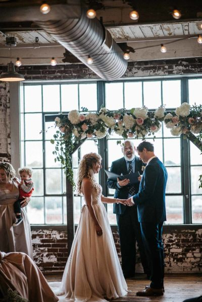 downtown memphis wedding ceremony