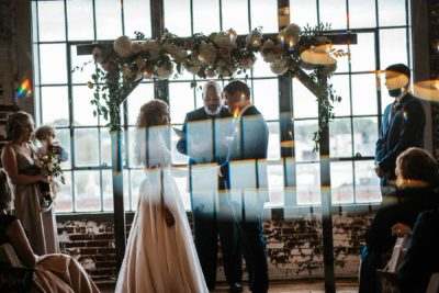 409 south main wedding