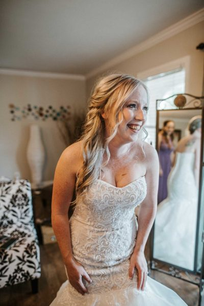 emotional bride chattanooga wedding