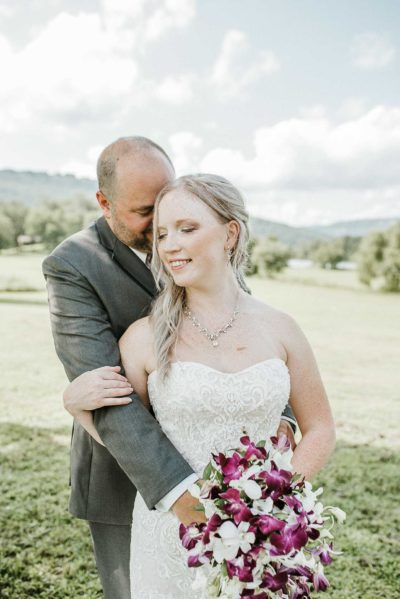 chattanooga romantic wedding