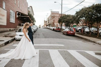 409 south main wedding downtown memphis
