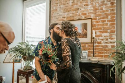 elopement ceremony memphis photography