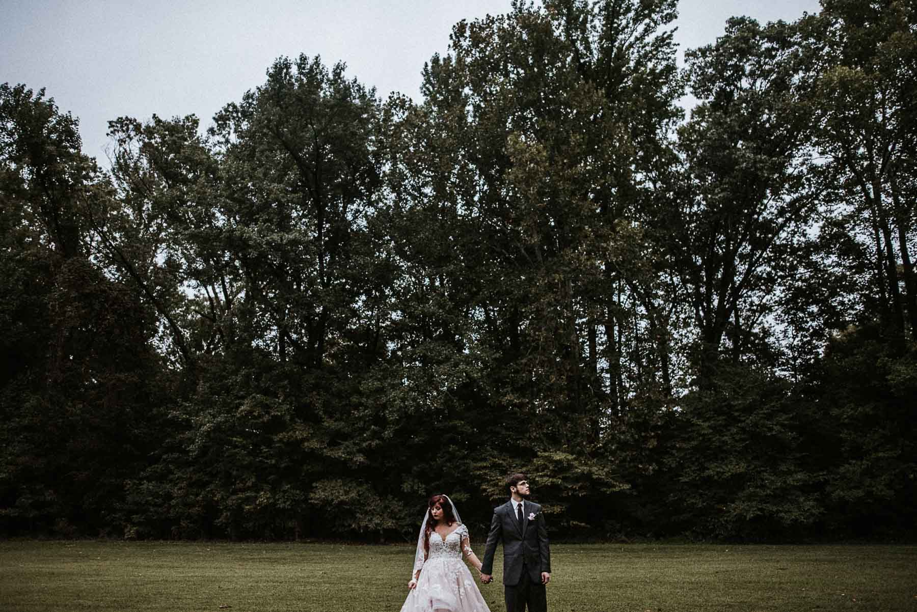 Shelby forest memphis wedding