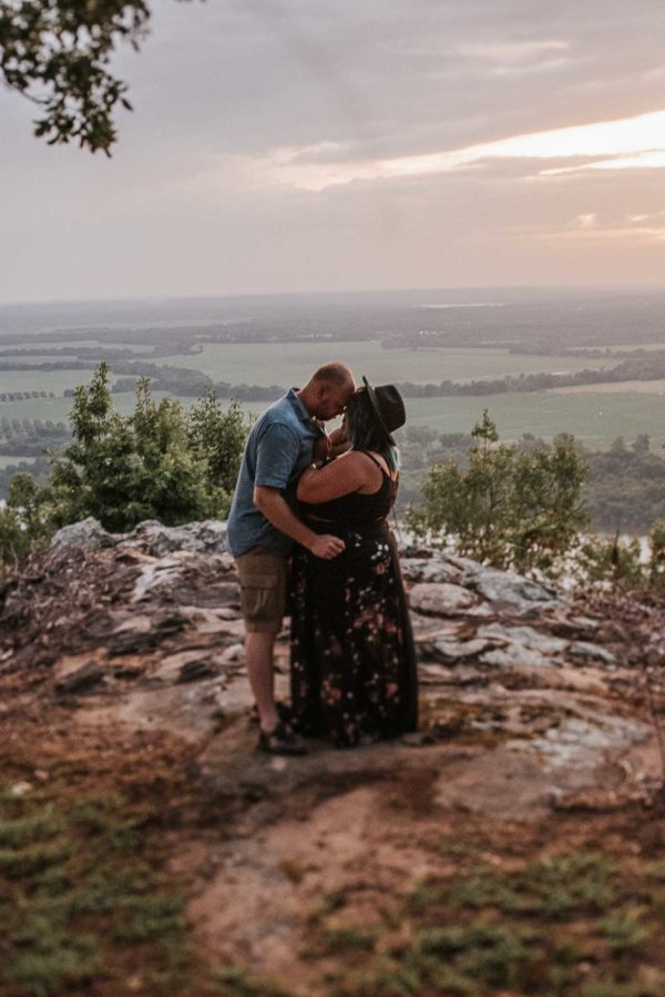 petit jean Arkansas elopement photographer