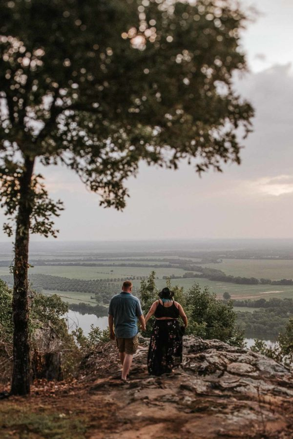 petit jean engagement session