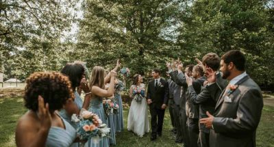 lichterman nature center wedding