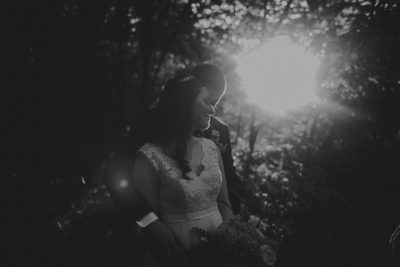 sunset wedding memphis photographer